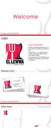 El Lewwa Corporate Identity by ideacreative