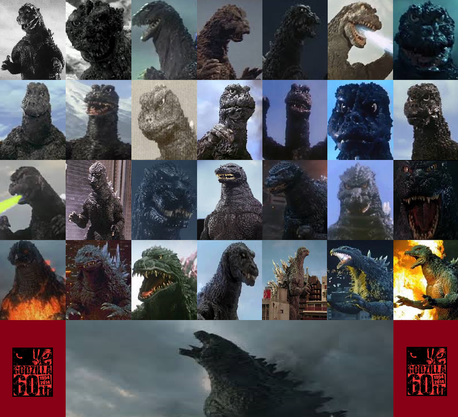 Godzilla's Timeline 1954-2014 by GojiraFan1954 on DeviantArt