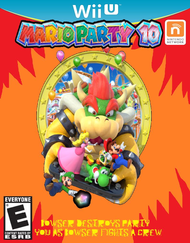 Mario Party 1 Box Art ...