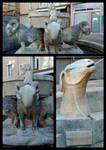 The Fountain of Rams
