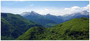 Moutains landscape 3