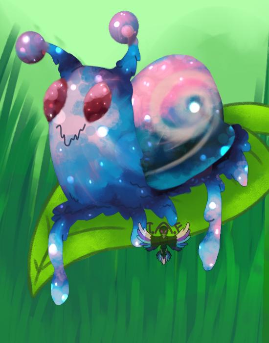 Galaxy Snail