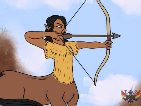 Request Kaya the Centauress