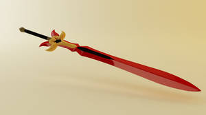 Erza Flame Empress Sword