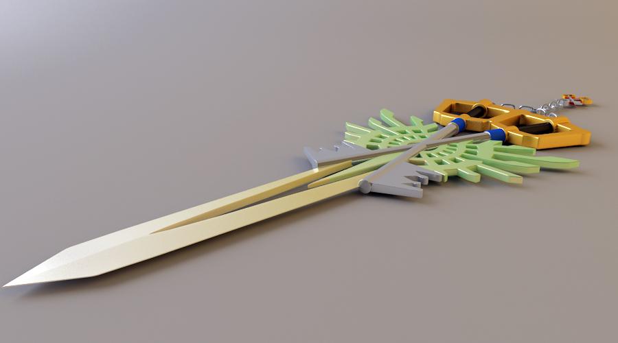 X-Blade by tom55200