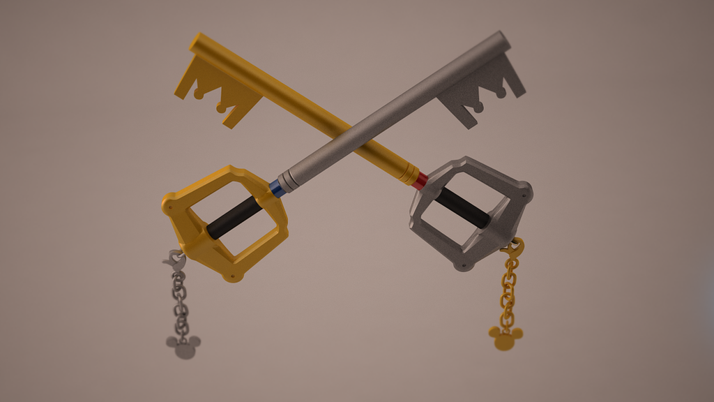 Kingdom Keys by tom55200