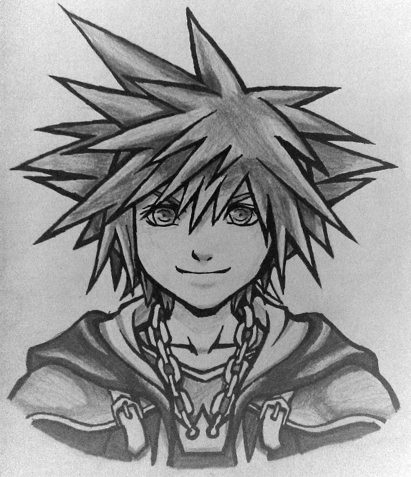Sora Sketch by tom55200