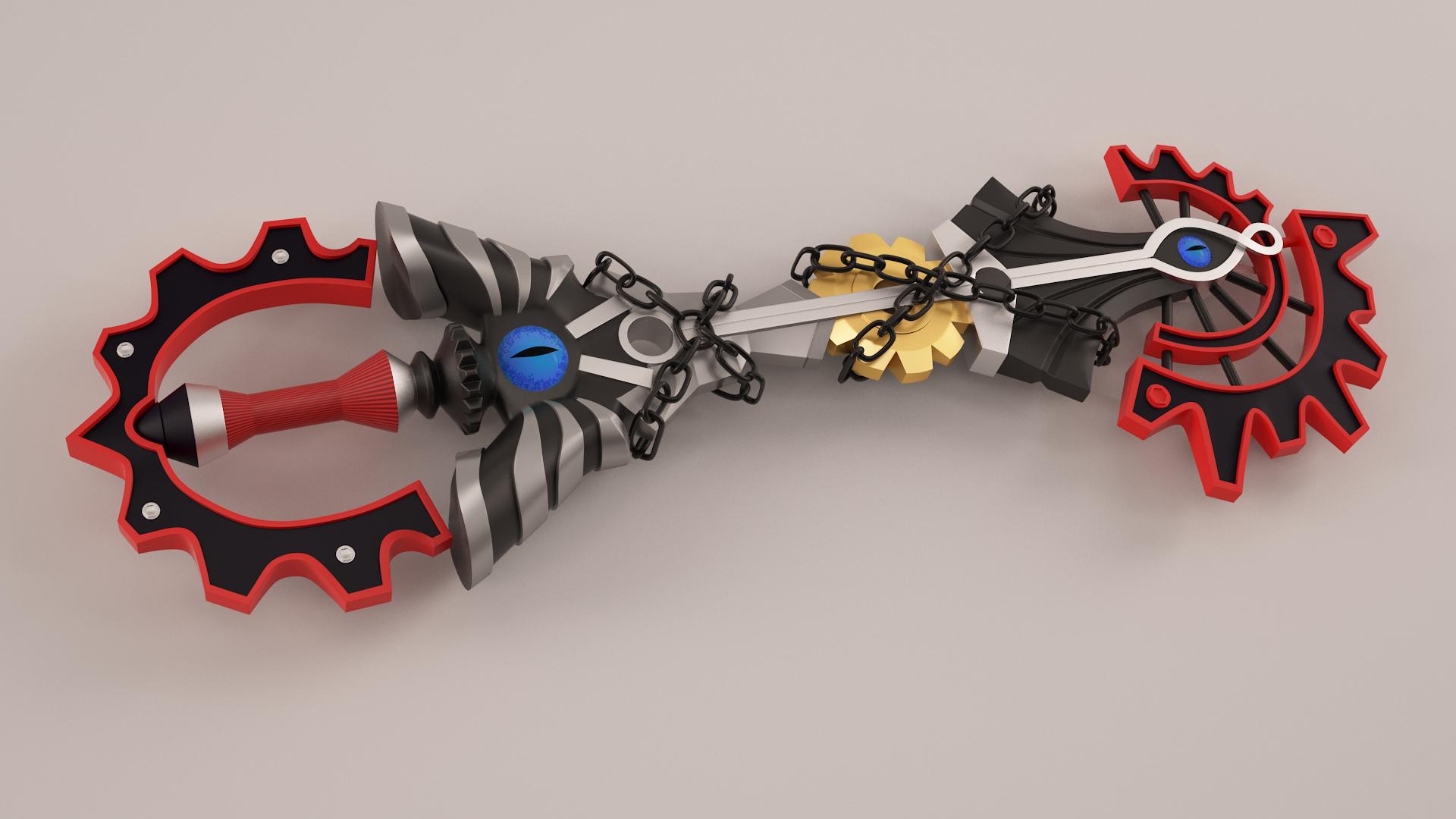 Void Gear Remodel by tom55200 on DeviantArt