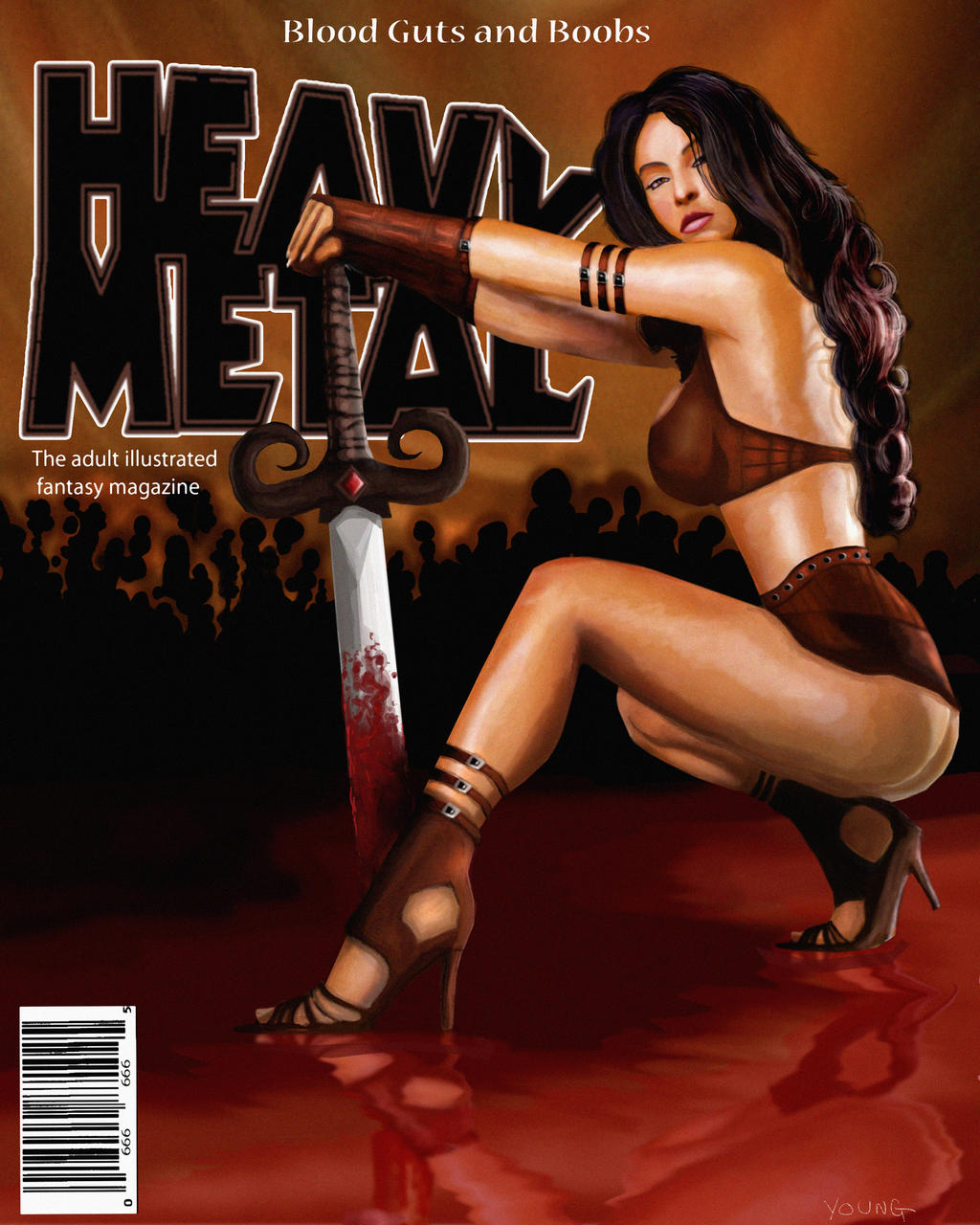 Heavy metal porn pics hentay streaming