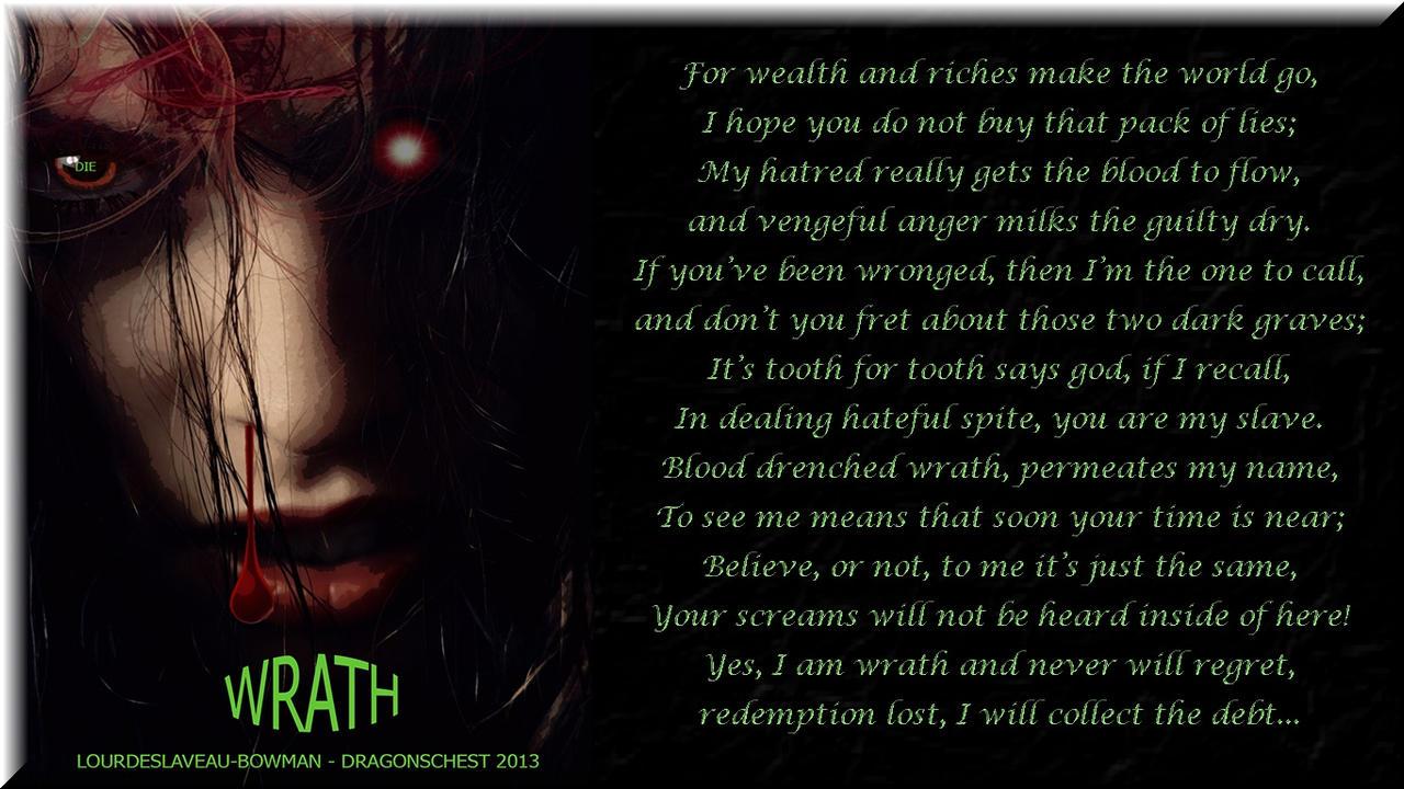 WRATH by DragonsChest