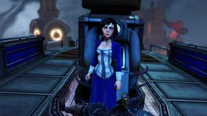 BioShock Infinite - poor Elizabeth..