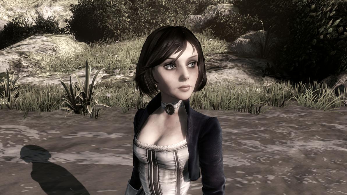 BioShock Infinite - beautiful Elizabeth! by Nylah22