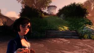 BioShock Infinite - come with me Booker.