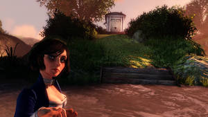 BioShock Infinite - come with me Booker. by Nylah22