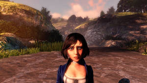BioShock Infinite - goodbye Booker! by Nylah22
