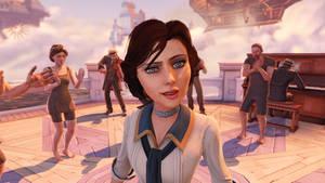 BioShock Infinite - huh, Paris?