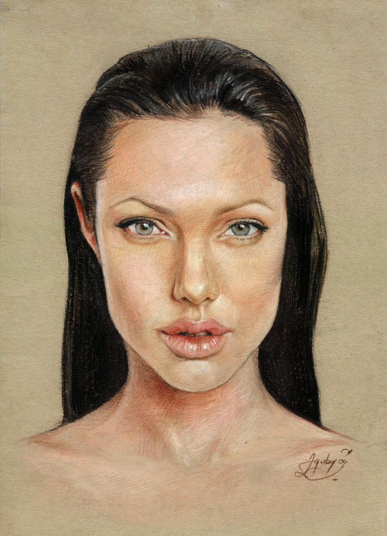 celebrity portrait by ...