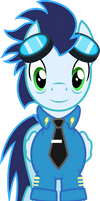 Smiling Soarin' by ChainChomp2