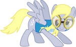Psyched Cadet Derpy
