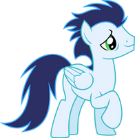 Suitless Soarin' is Hungry as a Horse by ChainChomp2