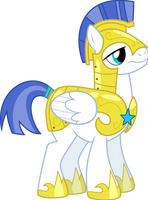 Royal Guard (Pegasus) by ChainChomp2
