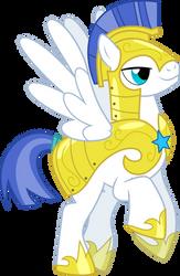 Flying Royal Pegasus Guard by ChainChomp2