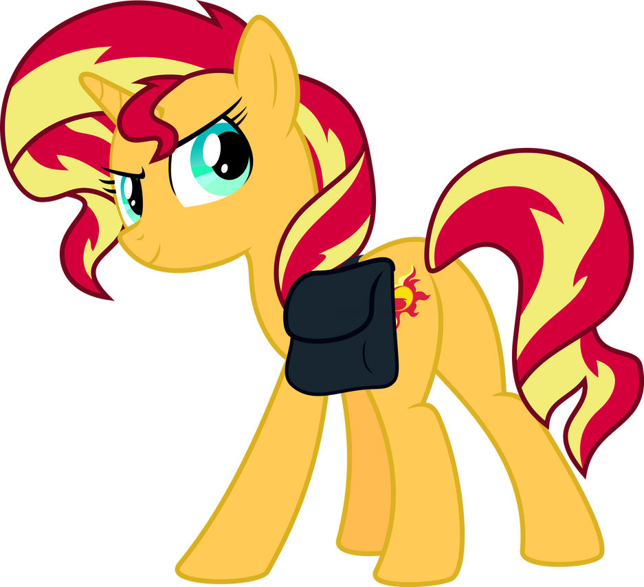 Sunset Shimmer by ChainChomp2