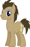 Smiling Doctor Whooves