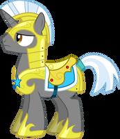 Attentive Unicorn Guard by ChainChomp2