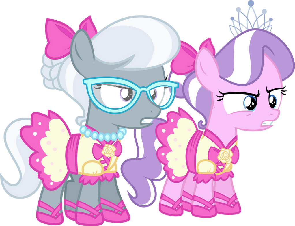 Mad Dresses by ChainChomp2