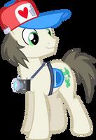 I Heart Manehattan Tourist Pony by ChainChomp2