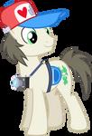 I Heart Manehattan Tourist Pony