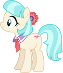 Coco Pommel Observes Your Newsfeed