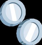 Silver Shill Cutie Mark