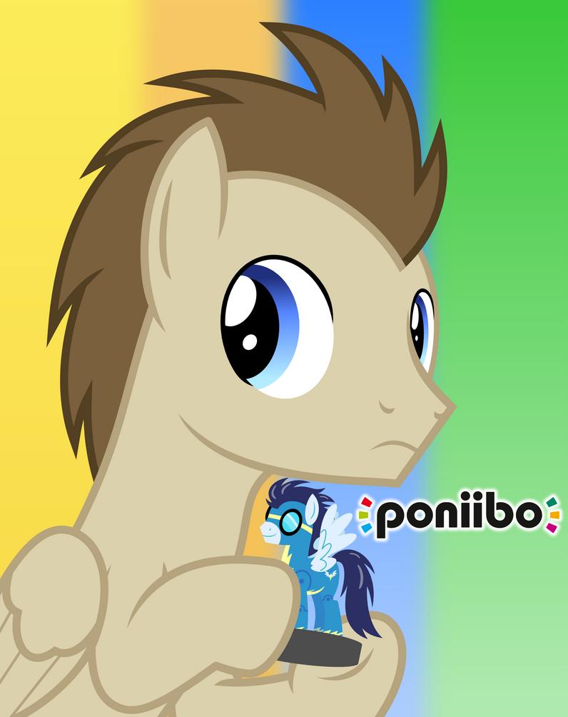 Poniibo (Nintendo Amiibo Parody) by ChainChomp2