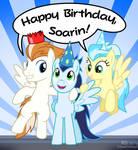 Birthdaying to the Soarin (2016 Edition)