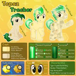Topaz Tracker Reference