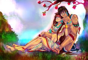 Por ti condeno un reino by Kaneladit