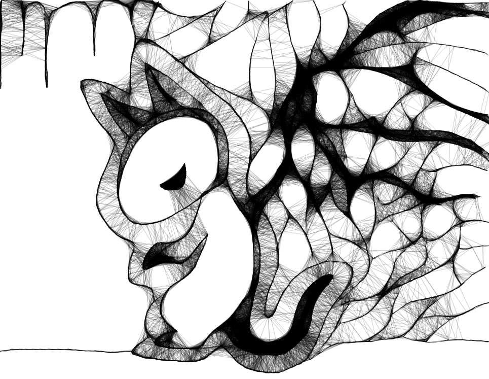 Crayon Scribble Drawing : Scribble by crayon chewer on deviantart