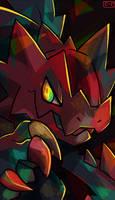 Crimson Stare