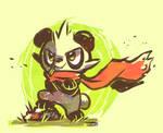 Little Panda Fighter!