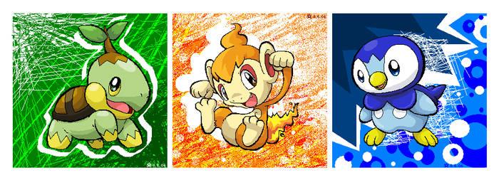 Pokemon: Fresh Start by crayon-chewer