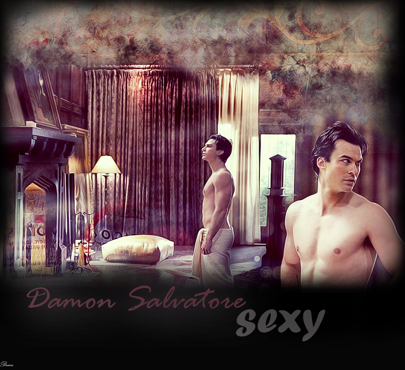 Damon Salvatore by Breeze15-03