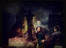 Katherine Pierce and Klaus by Breeze15-03