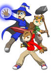 Alvin and the Chipmunks: Trinity Force