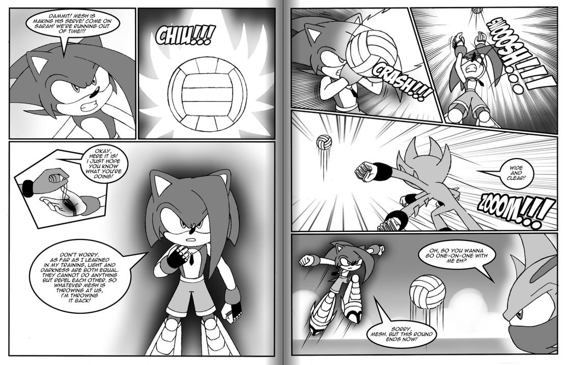 GHG Round 4 - Shin - Page 17 and 18 by Pak009