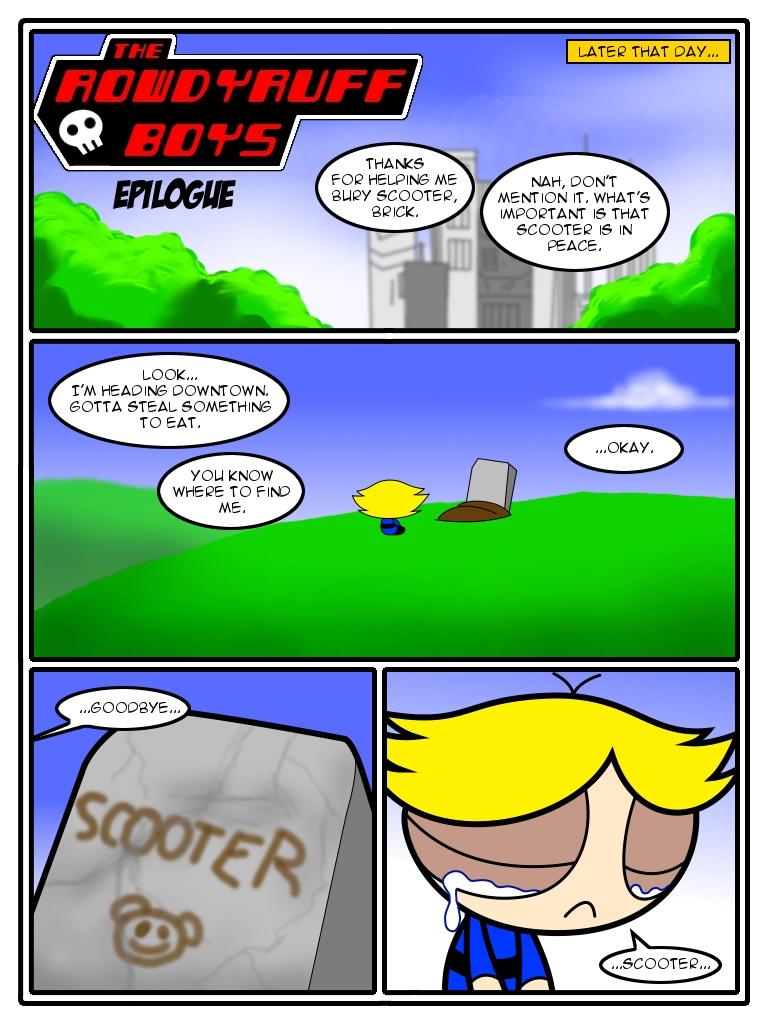 Rowdyruff Boys Page 48 by Pak009