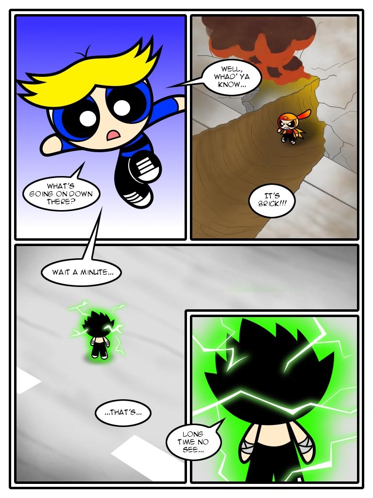 Rowdyruff Boys Page 50 by Pak009