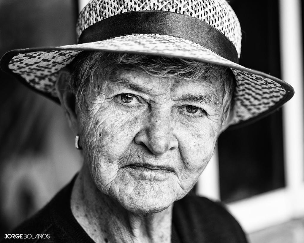 Grandma by DraculaNosferatu