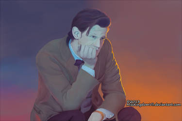Doctor Who - The Doctor is Lonely